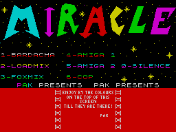 Miracle 3
