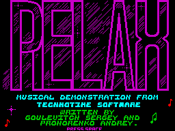 RELAX DEMO